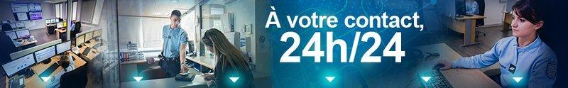 A votre contact gendarmerie