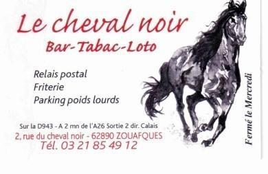 Cheval noir 1