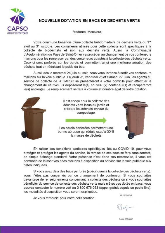 Courrier distribution bacs dv ancienne crav page 001