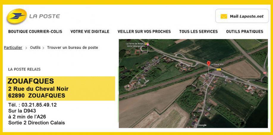 La poste relais zouafques 1