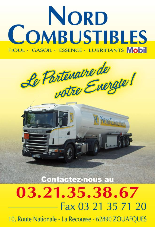 Nord combustible