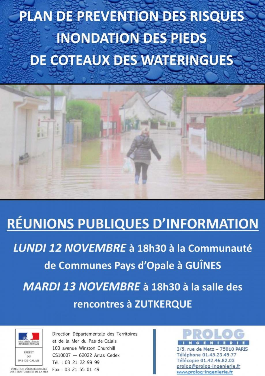 Plan de prevention des risques d inondations