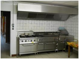 Salle polyvalente zouafques cuisine