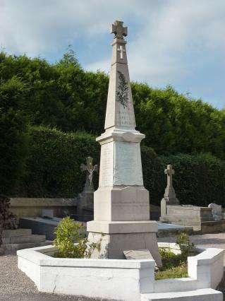 Zouafques pas de calais fr monument aux morts